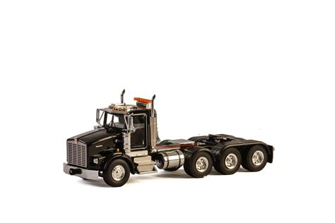 kenworth build and price kenworth kenworth t800 4 axle solo truck black