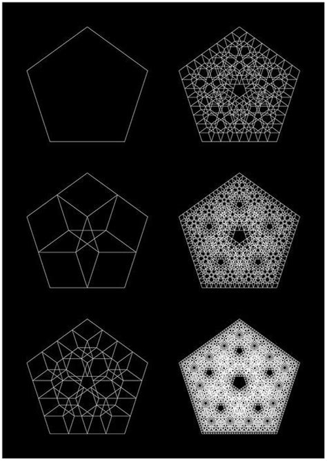 shape and pattern maths magic 96 best science math images on pinterest sacred