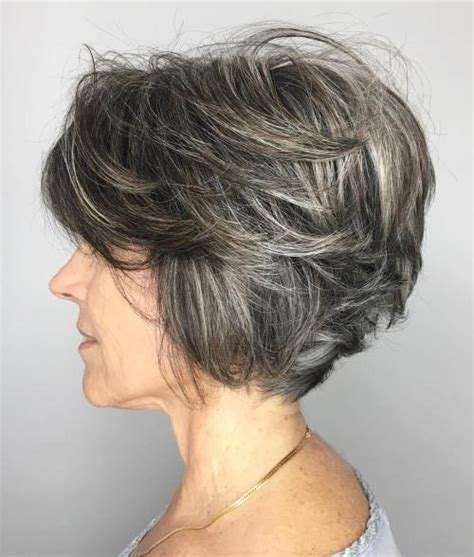 textured hairstyles for 50 90 classy and simple short hairstyles for women over 50