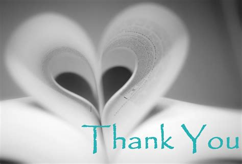 The You thank you afterwords books