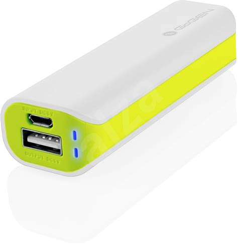 Terbaru Power Bank 2600mah gogen power bank 2600mah white green power bank