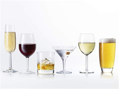 alcoholic drinks what s the lowest calorie 8 drinks ranked health