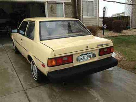 1981 Toyota Corolla For Sale Find Used 1981 Toyota Corolla 1 8 Sr5 In Colorado