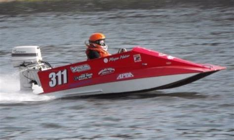 cigarette boat blueprints racing powerboat plans the dillon mini tunnel redesigned