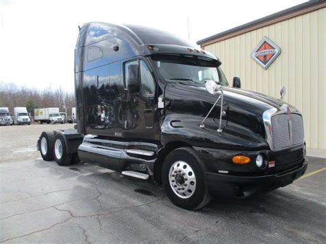 2008 Kenworth T2000 Sleeper Semi Truck For Sale 798 006