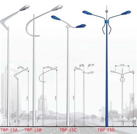 light pole dimensions lighting pole from three industries co
