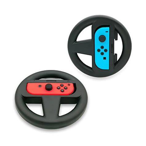 New Nintendo Switch Con Wheel Set Of 2 Aif612 1 nintendo con wheel set of 2 nintendo switch nintendo switch countdown