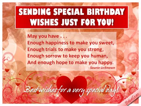 Birthday Wishes Quotes For Him Special Birthday Quotes For Him Quotesgram