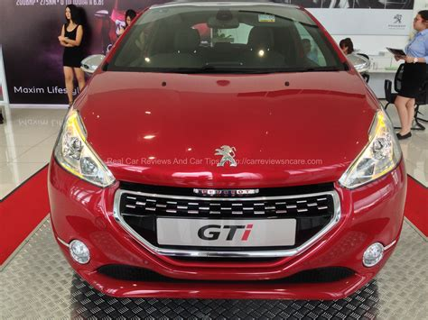 peugeot story all new peugeot 208 gti test drive story carreviewsncare com