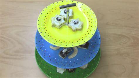 etagere keramik botz freude an keramik 13 etagere mit ikea tellern