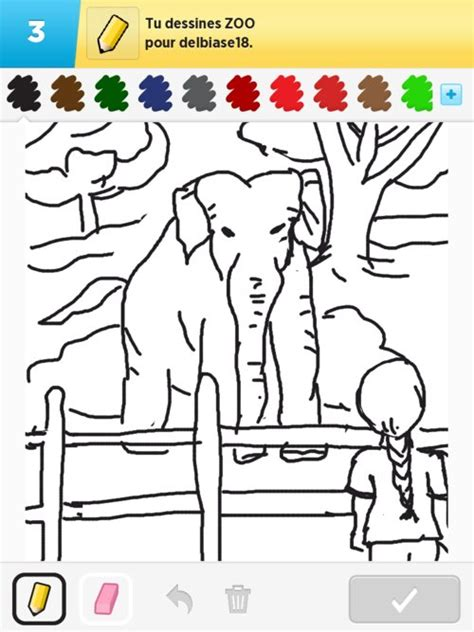 Drawing Zoo by Zoo Drawings How To Draw Zoo In Draw Something The
