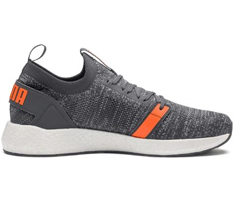 Neko Shoes Orange nrgy neko engineer knit s running shoes grey