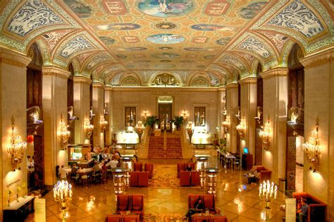 Palmer House Hotel Chicago by Chicago In Style Usa Luxury Travels Worldwide