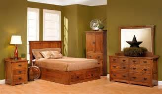 amish mission platform bed 11035