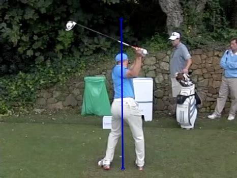 sergio garcia golf swing slow motion sergio garcia golf swing slow motion reverse view