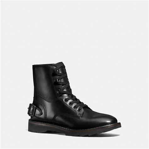 coach boots mens coach mens boots combat boot