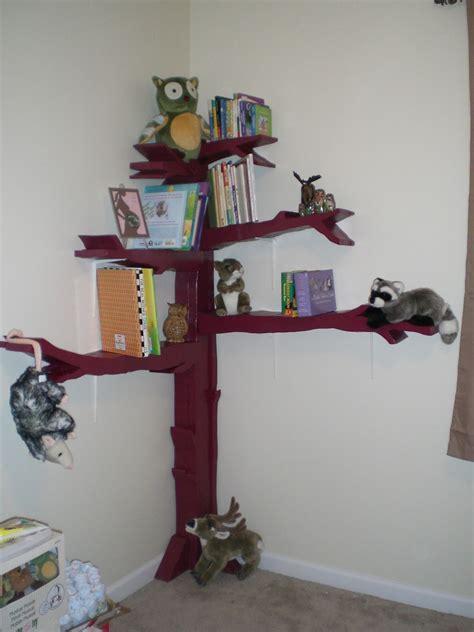 bookshelf tree 28 images tree bookcase nursery works
