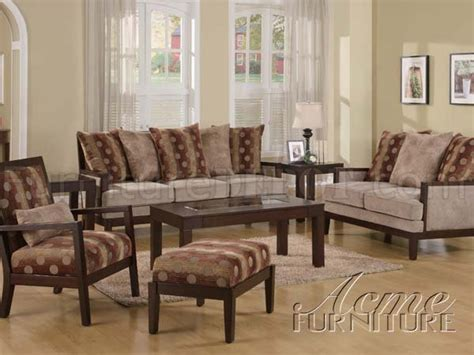 Chenille Living Room Furniture Chenille Fabric Living Room 05205