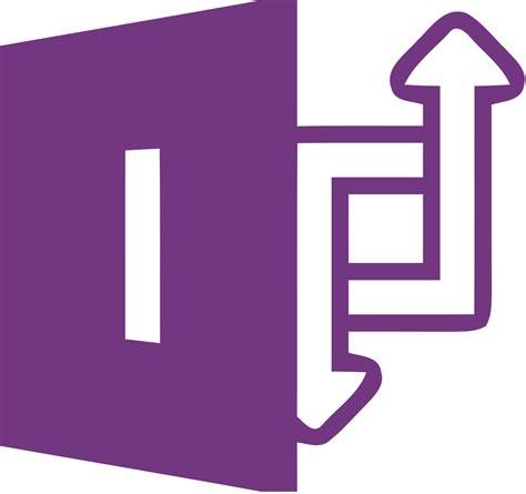 Infopath Logo Original File Svg File Nominally 115 215 108 Pixels
