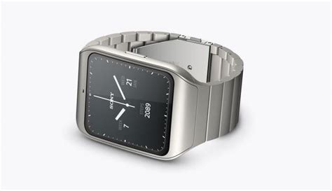Jam Sony Smartwatch 3 sony smartwatch 3 rekaan unik buat peminat jam pintar mynewshub