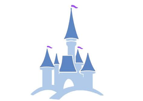 Disney World Castle Outline by Looking For Simple Castle Disign The Dis Disney Discussion Forums Disboards