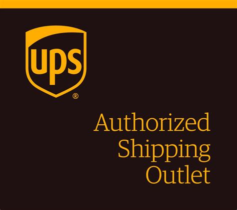 ups shipping services  ups authorized shipping outlet