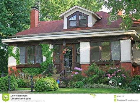 old house design modern classic of new old house design stock photo image