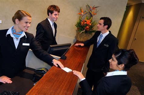 front desk officer european hotel academy front office department