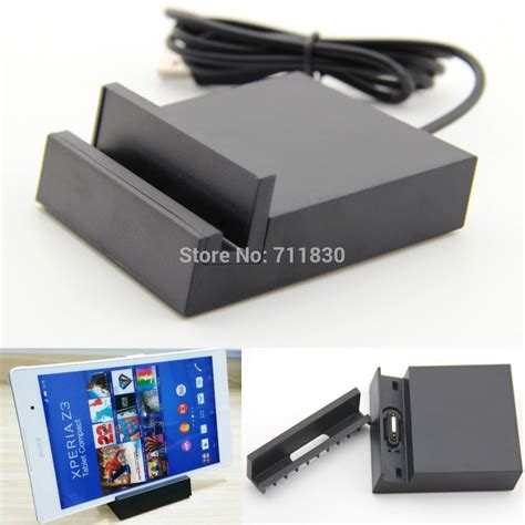 Promo Sony Tablet Z3 Compact Resmi Tam aliexpress buy dk40 magnetic charger dock station for sony xperia z3 tablet compact sgp621
