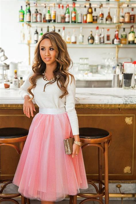 Pink Skirt Tutu Kaca pink tulle tutu skirt by ladywow on etsy