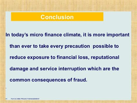 Mba Economic Crime And Fraud Management by Fraud Prevention Detection Fuh 12