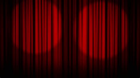 theater curtain background red curtains open white background stock footage video