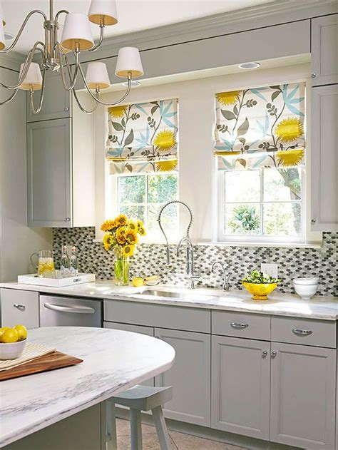 best 25 kitchen window treatments ideas on
