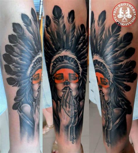 best tattoo artist nusa dua big brothers tattoo studio the bali bible