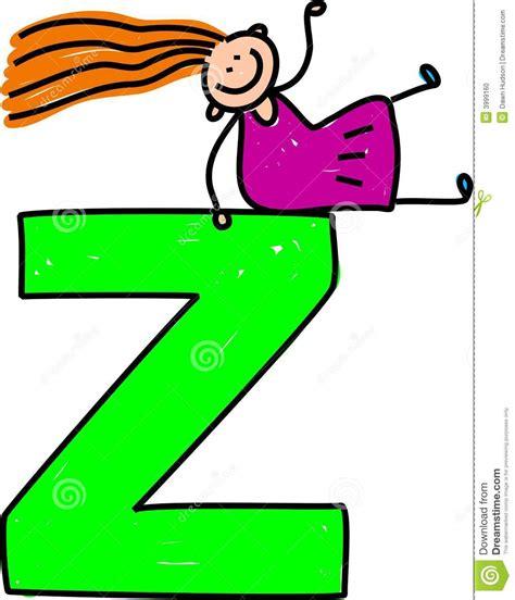letter z stock vector image of elementary alphabet 3999160