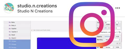 instagram shoutout layout studio n creations blog nico s projects pro tips