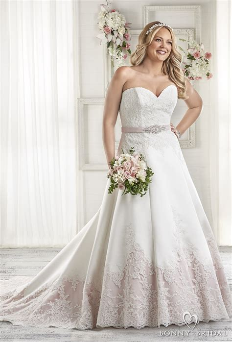 bonny bridal wedding dresses unforgettable styles   bride wedding inspirasi