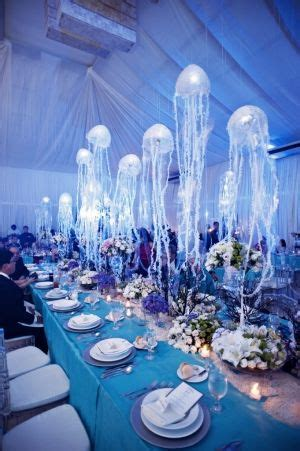 The Sea Table Decorations by 25 Best Ideas About Fish Wedding Centerpieces On