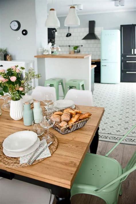 cuisine et salle a manger la salle 224 manger scandinave en 67 photos archzine fr