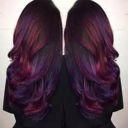 what is a hair color for 68yr 25 best ideas about purple burgundy hair on pinterest