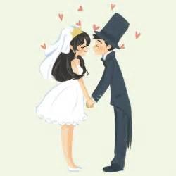 art of elaine wedding illustration