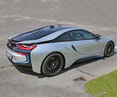 Price Of Bmw by 2018 Bmw I8 Facelfit Changes Price Release Date