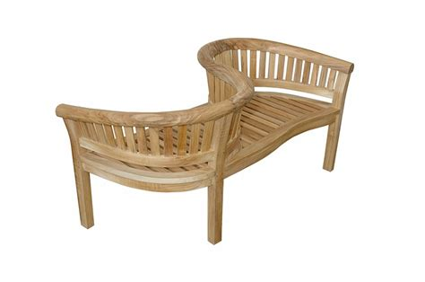 curved bench seat curved love seat bench tuffhut