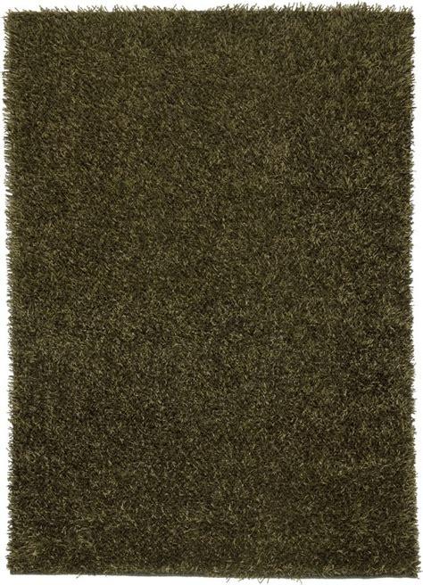 green shag rug shag rizzy rugs kempton green polyester 12204
