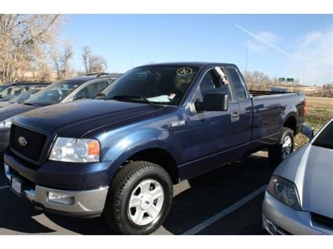 2004 ford f150 specs 2004 ford f150 xl regular cab 4x4 data info and specs