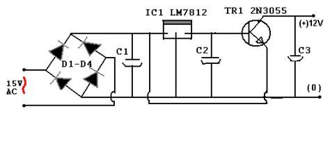 fungsi kapasitor pada integrator fungsi kapasitor pada rangkaian power supply 28 images rangkaian power supply adjustable
