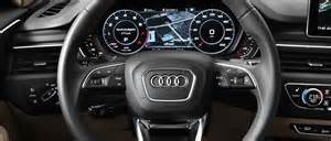 Audi A4 Audi Connect Audi Digital Illustrated Infotainment And Audi Connect