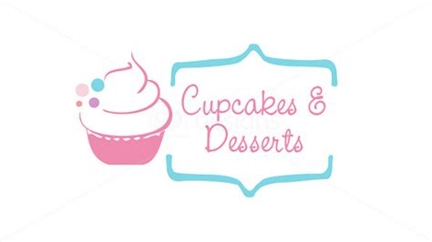 Kitchen Design Names by Best Cupcake Bakery Amp Blog Logo Designs Mirauncut
