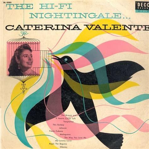 youtube caterina valente siboney caterina valente the breeze and i andalucia lyrics