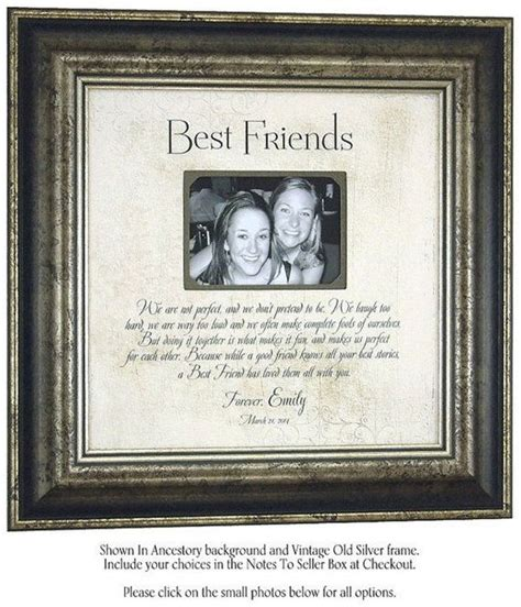 best photo gifts best friend gift ideas hative